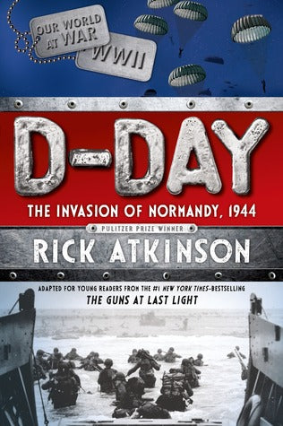 D-DAY : THE INVASION OF NORMANDY 1944 - Kool Skool The Bookstore