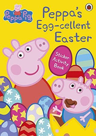 PeppaÆs Egg-cellent Easter Sticker Activity  Book - Paperback - Kool Skool The Bookstore