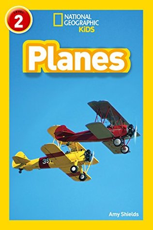 National Geographic Reader Level 2 : Planes - Paperback