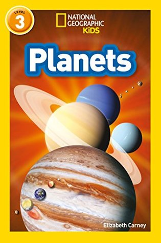 National Geographic Reader Level 3 : Planets - Paperback