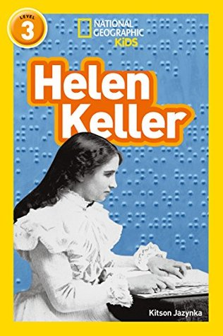 National Geographic Reader Level 3 : Helen Keller - Paperback
