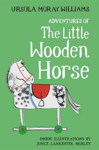 Adventures of the Little Wooden Horse - Hardback