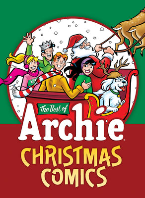 The Best of Archie: Christmas Comics - Paperback