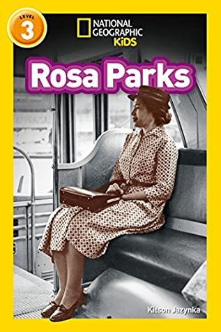 National Geographic Reader Level 3 : Rosa Parks - Paperback