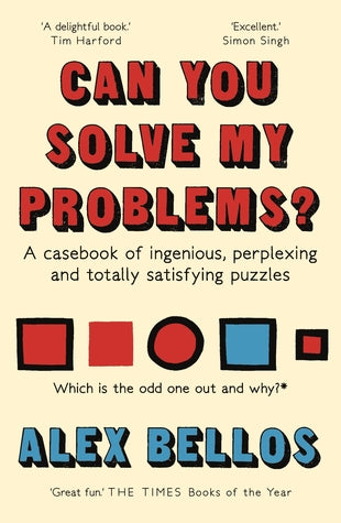 CAN YOU SOLVE MY PROBLEMS - Kool Skool The Bookstore