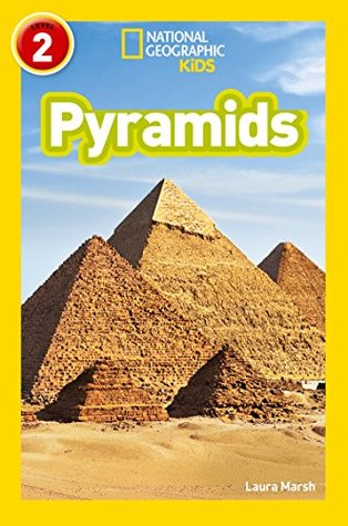 National Geographic Reader Level 2 : Pyramids - Paperback