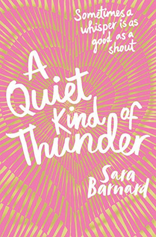 A Quiet Kind of Thunder - Paperback