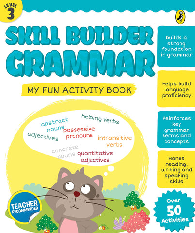 Skill Builder Grammar Level 3 - Paperback
