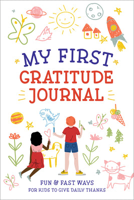 My First Gratitude Journal - Paperback