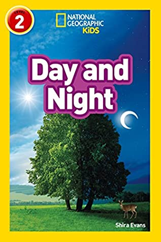 National Geographic Reader Level 2 : Day and Night - Paperback