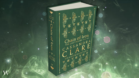 The Last Hours #2 : Chain of Iron - Clothbound Hardback