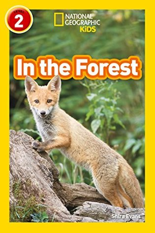 National Geographic Reader Level 2 : In the Forest - Paperback