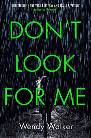 Don't Look For Me - Paperback