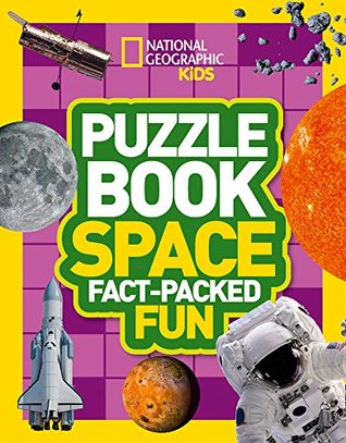 National Geographic Kids : Puzzle Book : Space - Paperback