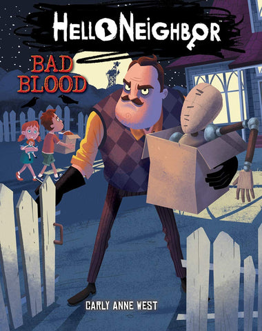 Hello Neighbor #4: Bad Blood - Paperback