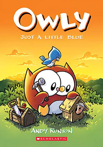 Owly #2 : Just a Little Blue - Paperback