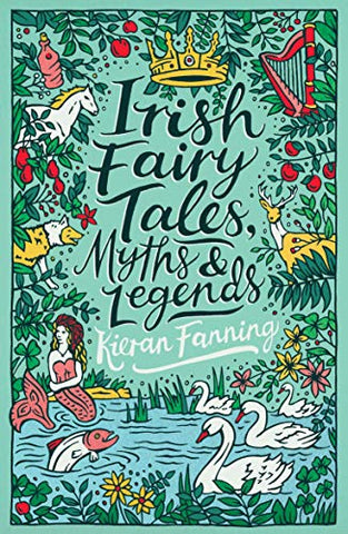 Scholastic Classics: Irish Fairy Tales, Myths and Legends - Paperback