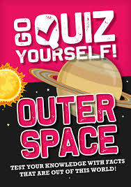 Go Quiz Yourself!: Outer Space Paperback