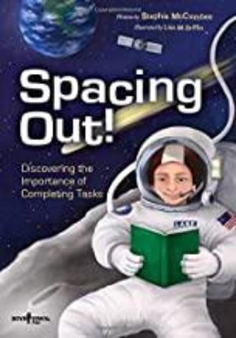 Space Out : Discovering the importance of completing tasks - Paperback - Kool Skool The Bookstore