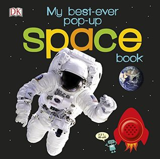 DK : My Best-Ever Pop-Up Space Book - Hardback