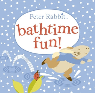 Peter Rabbit Bathtime Fun - Bath Book