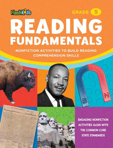 Reading Fundamentals: Grade #5 - Paperback