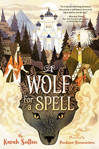 A Wolf for a Spell - Hardback
