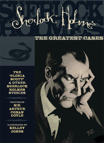 Sherlock Holmes: The Greatest Cases Volume 1 - Hardback