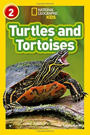 National Geographic Reader Level 2 : Turtles and Tortoises - Paperback