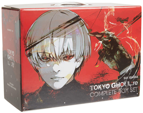 Tokyo Ghoul: re Complete Box Set: Includes vols. 1-16 with premium