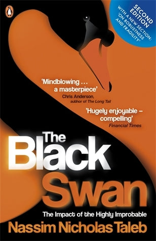 Incerto #2 : The Black Swan: The Impact of the Highly Improbable - Kool Skool The Bookstore