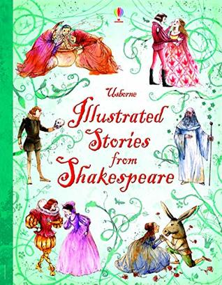 Usborne Illustrated Stories from Shakespeare - Paperback