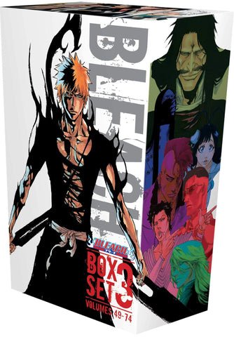 Bleach Box Set 3: Includes vols. 49-74 with Premium