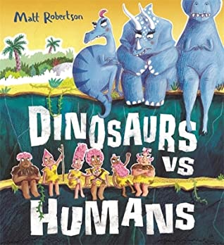DINOSAURS VS HUMANS - Kool Skool The Bookstore