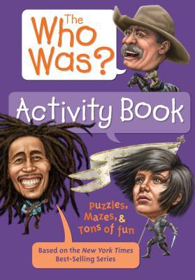 The Who Was? Activity Book - Paperback - Kool Skool The Bookstore