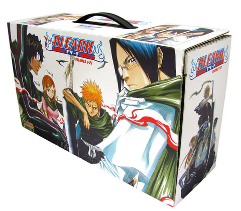 Bleach Box Set 1:: Volumes 1-21 with Premium: Volume 1