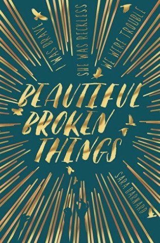 Beautiful Broken Things - Paperback
