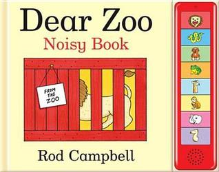 Dear Zoo Noisy Book - Kool Skool The Bookstore