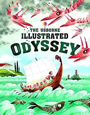 Usborne Illustrated Odyssey - Paperback