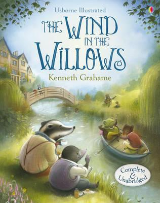 Usborne Illustrated Originals : Wind in the Willows - Hardback