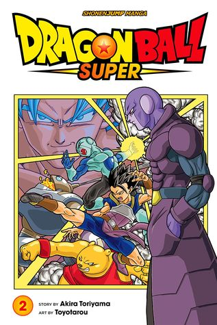 DRAGON BALL SUPER VOL-2 - Kool Skool The Bookstore