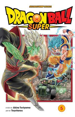 Dragon Ball Super Vol. 5 - Kool Skool The Bookstore