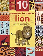 10 REASONS TO LOVE A LION ( HB ) - Kool Skool The Bookstore