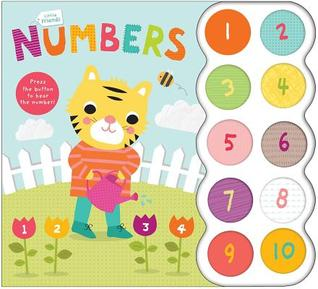 Little Friends Simple First Words: Numbers - Board Book - Kool Skool The Bookstore