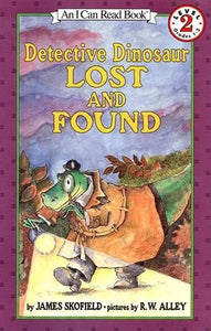 I Can Read #2 : Detective Dinosaur Lost and Found - Paperback
