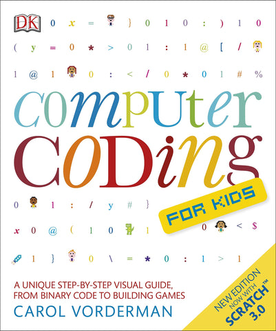 Computer Coding for Kids - Paperback