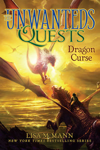 The Unwanteds Quests #4 : Dragon Curse