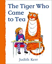 The Tiger Who Came to Tea (Hard back) - Kool Skool The Bookstore