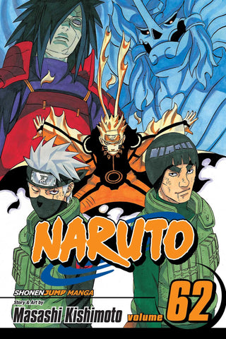 Naruto, Vol. 62 (Volume 62): The Crack - Paperback