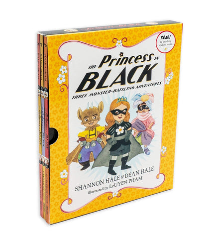 The Princess in Black: Three Monster-Battling Adventures